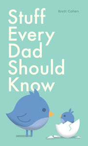 """Stuff Every Dad Should Know"" Book"