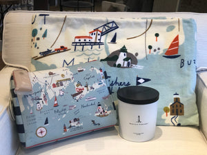 "Dreaming of The Harbor ""Northeastern Harbor"" Gift Package Bundle"