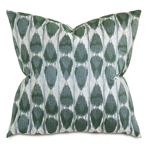 Salina Ikat Decorative Pillow