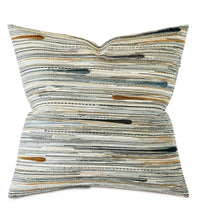 Load image into Gallery viewer, Juliette Decorative Pillow In Ocean