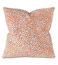 Load image into Gallery viewer, Tapir Decorative Pillow in Orange