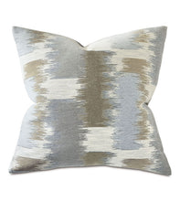 Load image into Gallery viewer, Shea Taupe Decorative Pillow