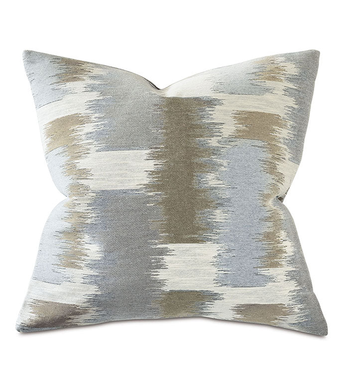 Shea Taupe Decorative Pillow
