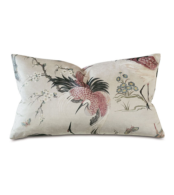 Fowler Velvet Decorative Boutique Pillow