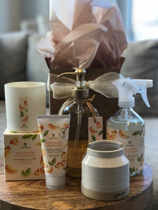 """Keeping It Fresh"" Gift Package Bundle from Thymes"