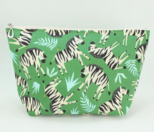 Load image into Gallery viewer, Large Makeup Bag by Dana Herbert