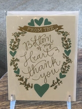 Load image into Gallery viewer, Sending Thanks Card Bundle (Set of 4)
