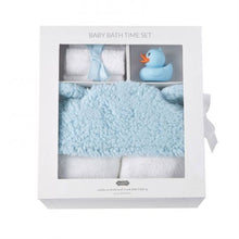 Load image into Gallery viewer, Baby Bath Time 5 piece Gift Set - Available in Pink & Blue