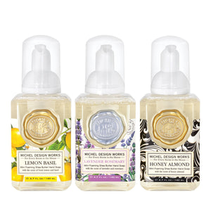 Mini Foaming Hand Soap Set #1 by Michel Design Works