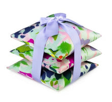Load image into Gallery viewer, Set of 3 Silk Sachets - 6 different patterns
