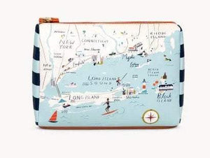 Favorite Beach Carry All Case Collection - Southern California, Florida, Down the Shore, The Outer Banks, Northeastern Harbor & Hilton Head