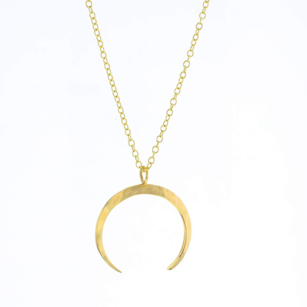 Neptune Necklace - Silver & Gold