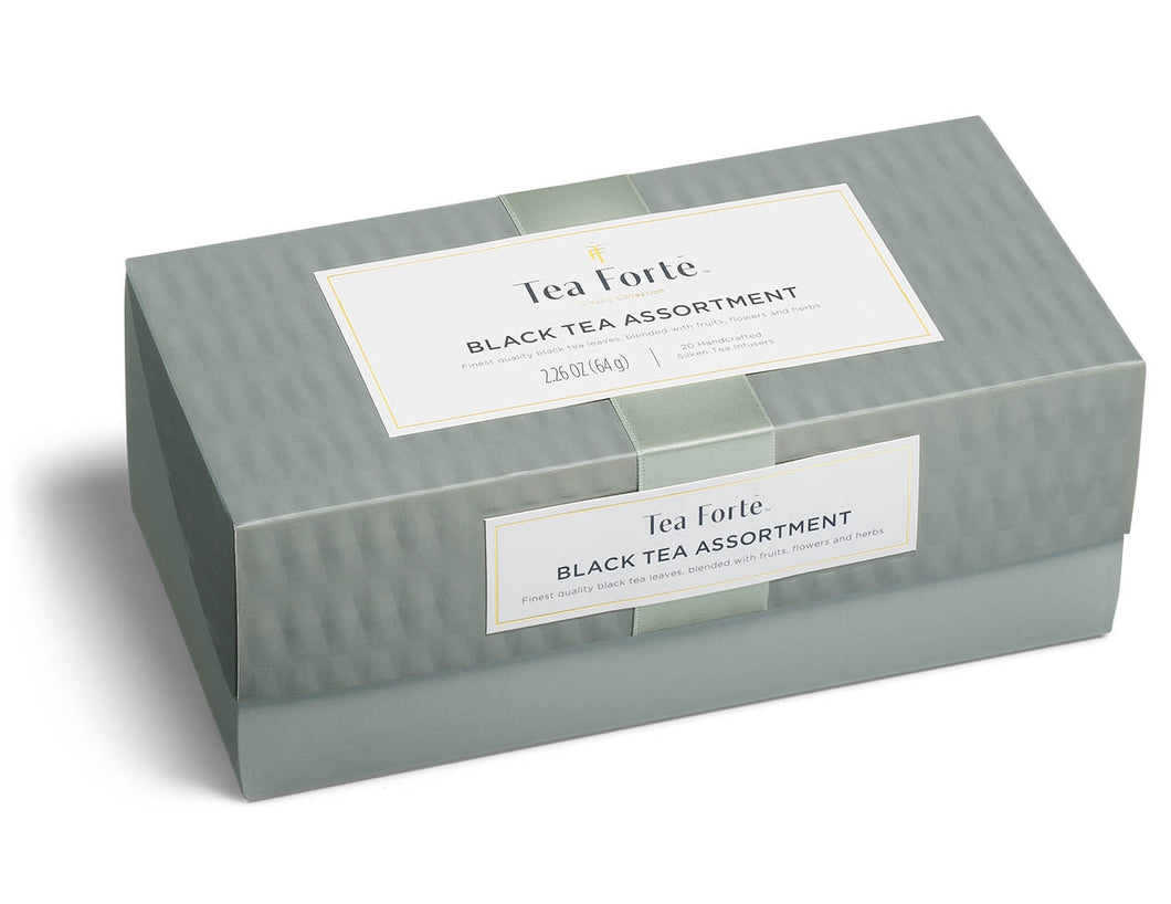 Black Tea Assortment Presentation Box
