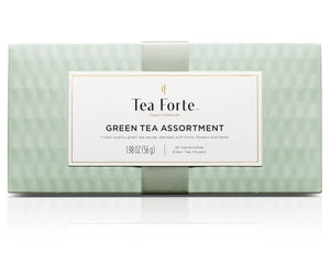 Green Tea Assortment Presentation Box