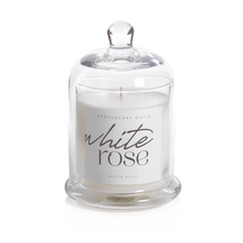 Load image into Gallery viewer, Apothecary Guild Scented Candle Jars with Glass Dome