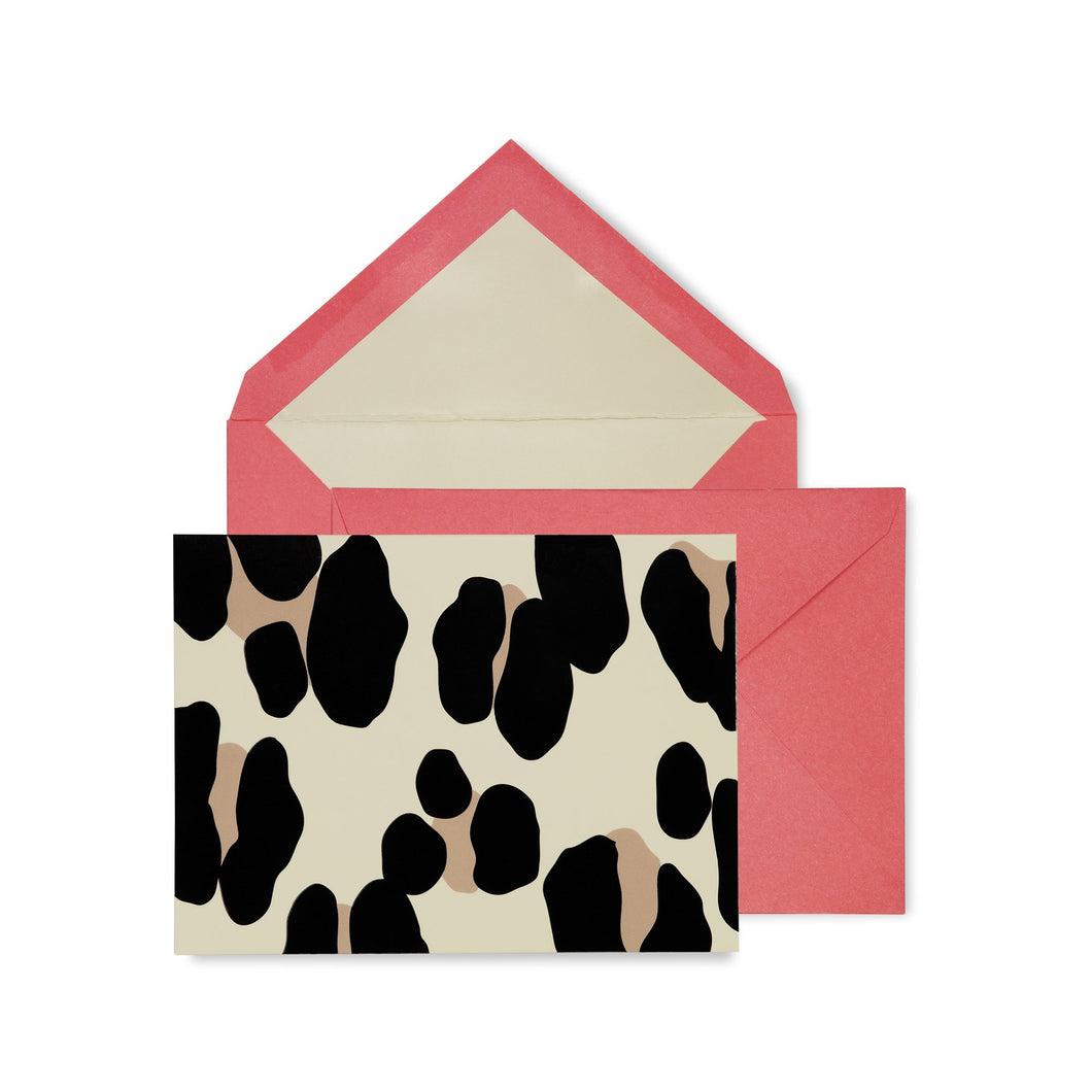 Kate Spade New York Notecard Set, Forest Feline