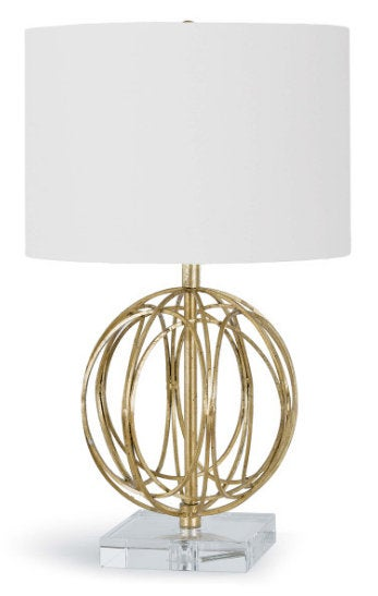 Ofelia Table Lamp (Gold Leaf)