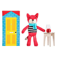 Load image into Gallery viewer, Frances The Fox Play Set