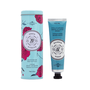 Hand Cream Tins from La Chatelaine