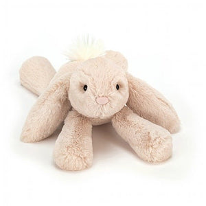 "Jellycat Smudge 13"" Animals: Elephant, Puppy, Rabbit, Fox, Monkey"