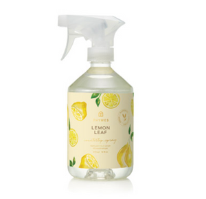 Lemon Leaf Collection by Thymes - Candle, Petite Diffuser, Home Fragrance Mist, Countertop Spray, Hand Washes, Hand Cream & Lotion