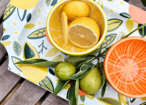 Citrus Traditional Tray