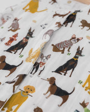 Load image into Gallery viewer, Woof Cotton Sleep Bag