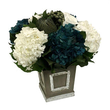 Load image into Gallery viewer, Brunia &  Hydrangea Arrangement