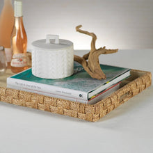 Load image into Gallery viewer, Abaca Rope Serving Tray