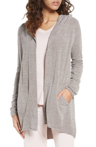 Barefoot Dreams Cozychic Ultra Lite Hooded Cardigan