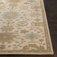 Load image into Gallery viewer, Caesar Beige & Sage Area Rug
