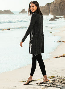 CozyChic Lite Santa Monica Cardi from Barefoot Dreams