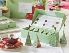 Load image into Gallery viewer, Fleur Petite Tea Presentation Box from Tea Forte