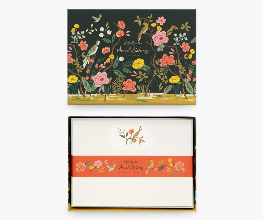 Shanghai Garden Stationery Set from Rifle Paper Company