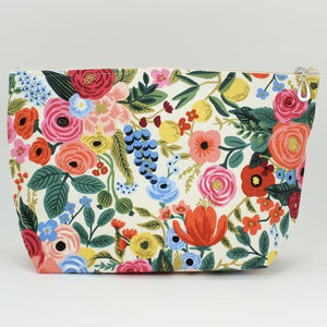 Large Makeup Bag by Dana Herbert
