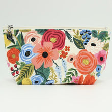 Load image into Gallery viewer, Small Makeup Bag by Dana Herbert (6 Styles)