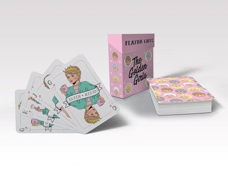 Playing Cards: Golden Girls & Friends