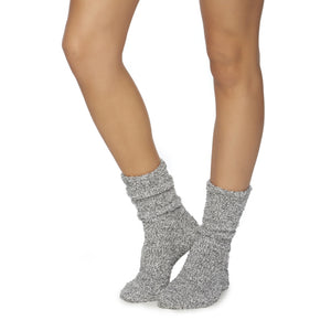Barefoot Dreams CozyChic® Heathered Women's Socks (5 colors)