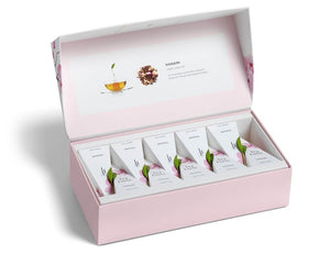Cherry Blossom Hanami Petite Presentation Box from Tea Forte