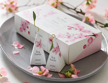 Load image into Gallery viewer, Cherry Blossom Hanami Petite Presentation Box from Tea Forte