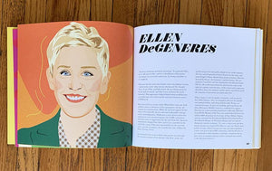 Icons Book: 50 Heroines Who Shaped Contemporary Culture