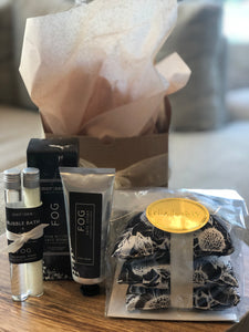 Lap of Luxury Gift Package Bundle