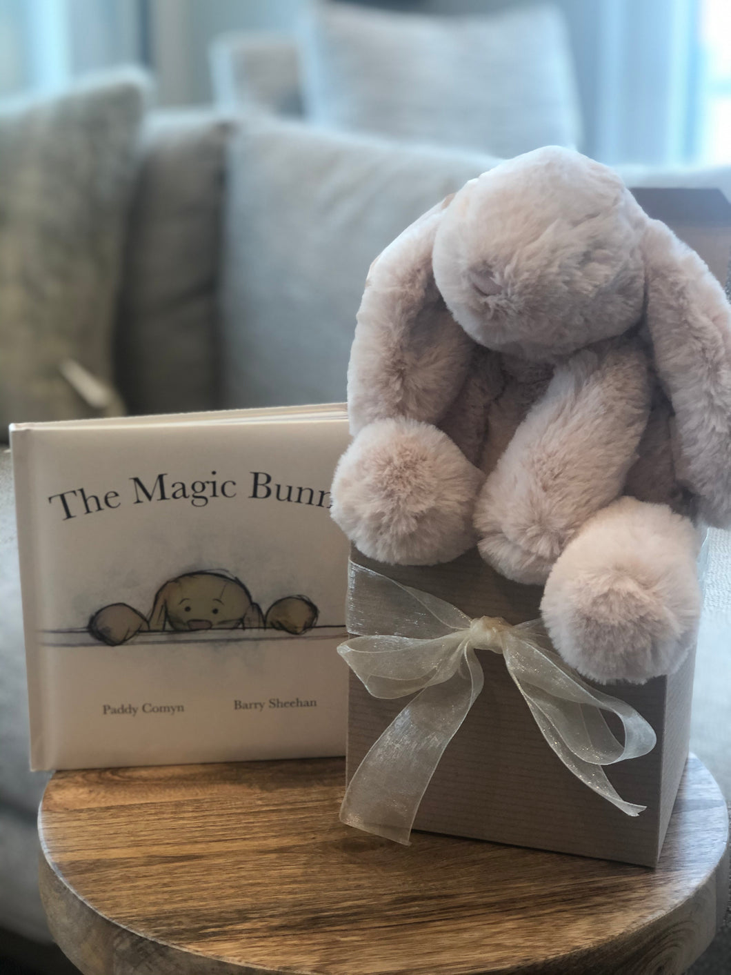 Smudge Rabbit Magic Bunny Gift Bundle