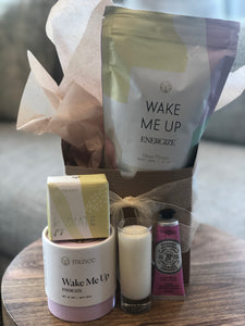 Wake Me Up (Before You Go Go) Gift Package Bundle