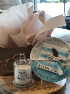 Sunset Beach Gift Package Bundle