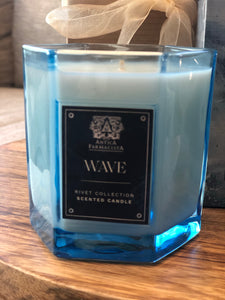 Wave Candle Set from Antica Farmacista
