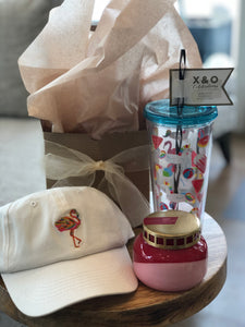 Flamingle In The Sun Gift Package Bundle