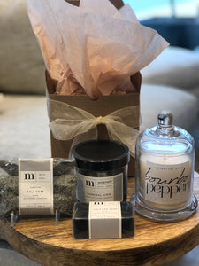 Charcoal Take Me Away Gift Package Bundle