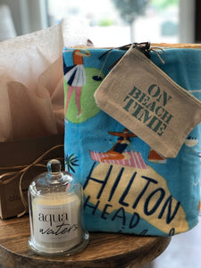 On Beach Time Sea Islands Gift Package Bundle