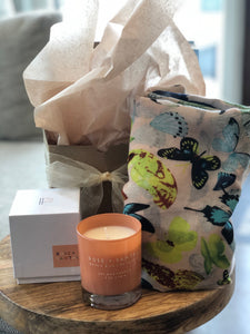 Peach Butterfly Gift Package Bundle